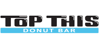 top this donuts logo