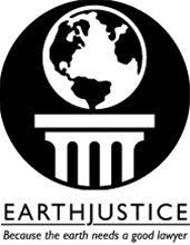 Earth Justice logo
