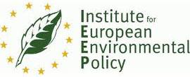 Institute for European Environmental Policy logo