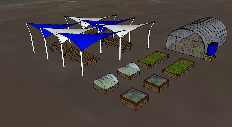 Urban Farm Nexus 2015 And Permaculture Garden Campus Initiatives
