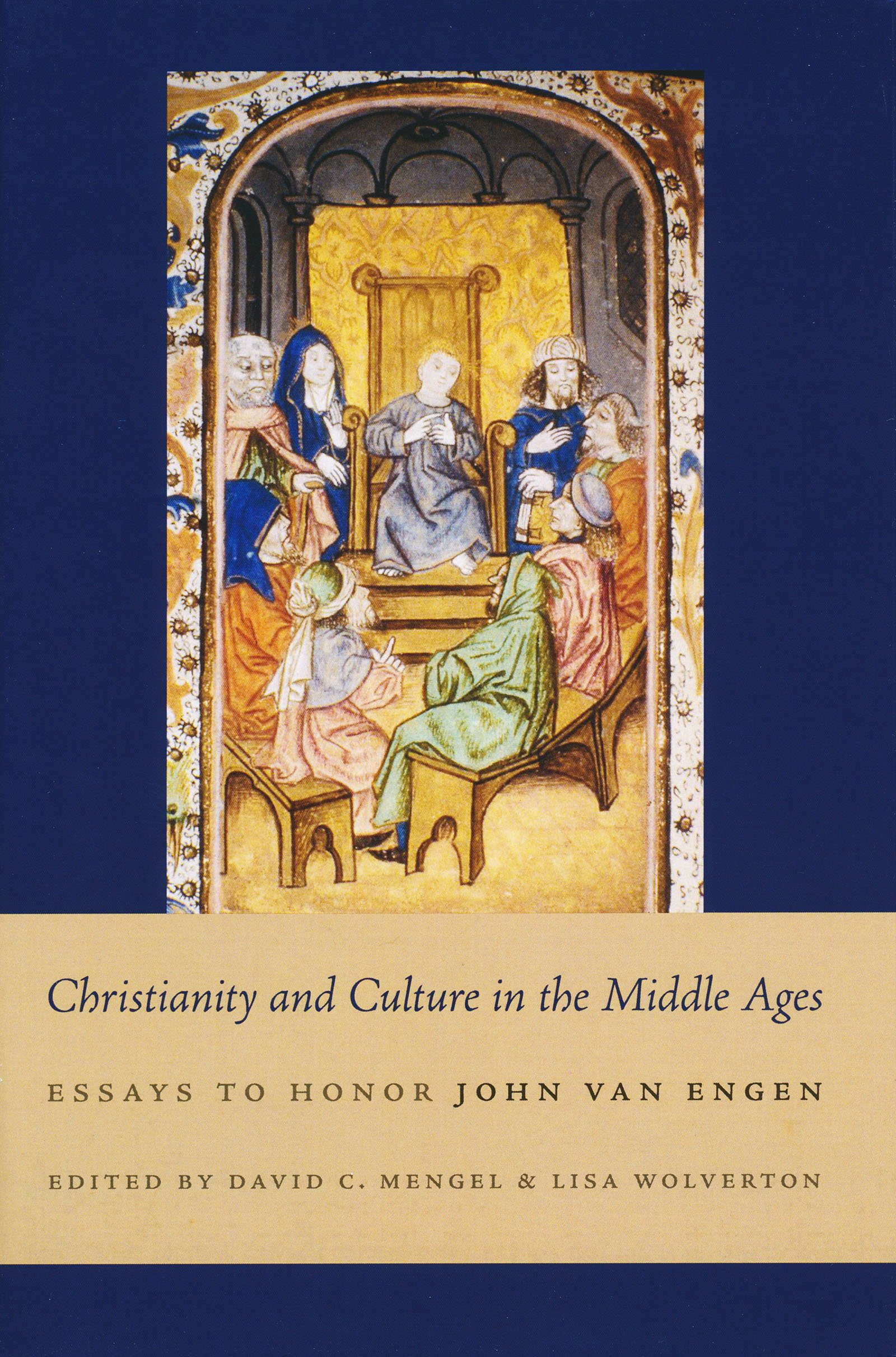 Christianity and culture of middle ages