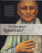 """Cover for """"Do You Speak Ignatian?"""" publication"""