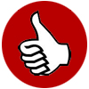 Thumbs Up: Fair Use Applies