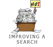 Improving a Search