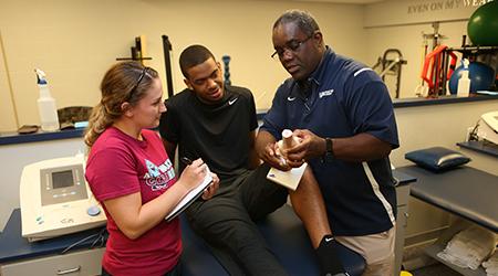 Master Of Science In Athletic Training Program Xavier