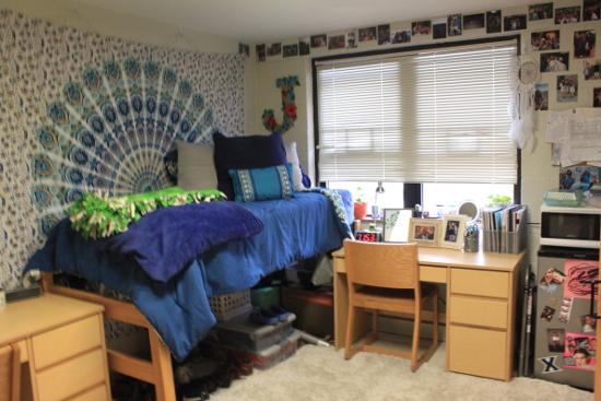 Brockman Hall Residence Residence Life Xavier University