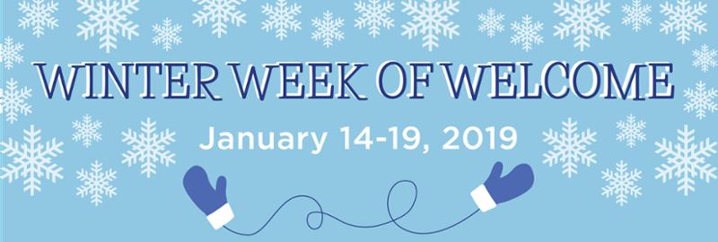 Winter Week Of Welcome Xavier University