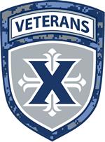 Xavier Logo Veterans